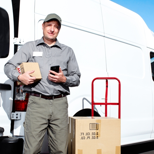 Shipping companies will be handling more packages than ever during the coming holiday season.