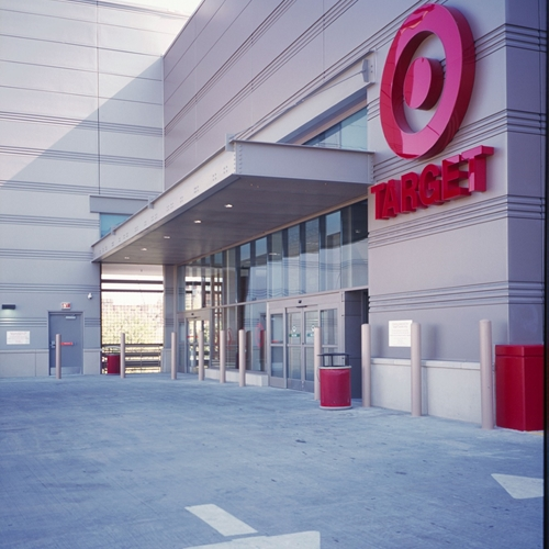 Target is developing a more competitive free shipping policy for online customers.