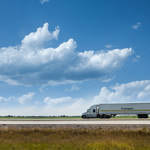 January of 2015 reportedly saw an increase in trucking activity.