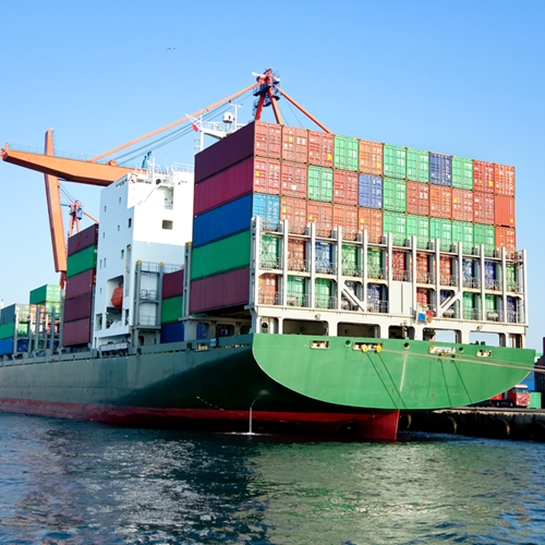 A San Francisco start up aims to simplify ocean freight shipping.