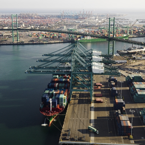 West Coast ports are facing total gridlock as a result of the labor disputes between dockworkers and employers.